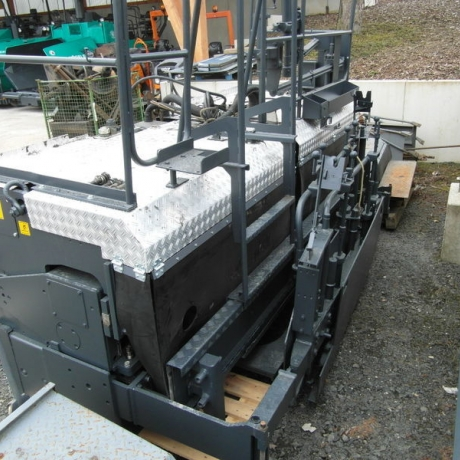 Аренда шести метрового асфальтоукладчика Vogele S1800-2 с плитой AB600