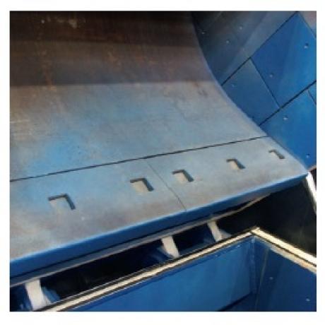 Комплект мартенситных отбойных плит Kleemann # 2277486
