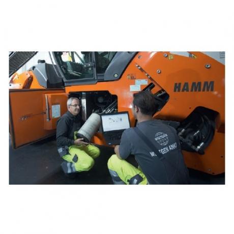 Пакет фильтров HAMM # 2013703