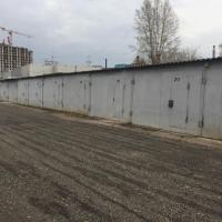 Укладка боя бетона толщиной 20 см
