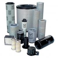 Сервисный пакет фильтров гидравлических Wirtgen # 165055