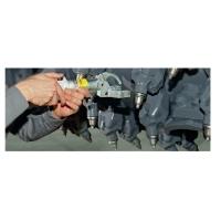 Набор (со стороны машины) дооснащения для гидравлического выталкивателя резцов W 150 Wirtgen # 2166908