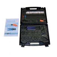 Набор инструментов для обжима контактов в чемодане Wirtgen # 2191384