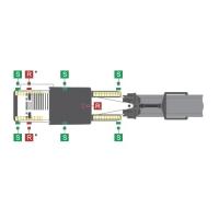 Силовой кабель для пульта LEVEL PRO (7-пол.) Wirtgen #2096045