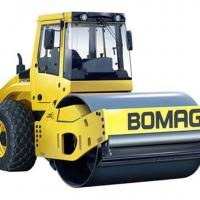 Аренда грунтового катка BOMAG