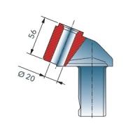 Резцедержатель НТ2 (коррекция) Wirtgen # 82755