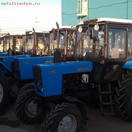 Аренда трактора без водителя
