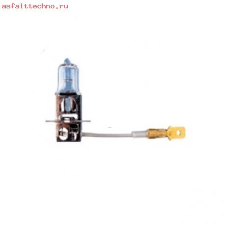 Большая лампа накаливания для рабочей фары с галогенной лампой Wirtgen # 9778