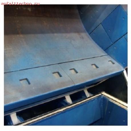 Комплект мартенситных отбойных плит Kleemann # 2277483