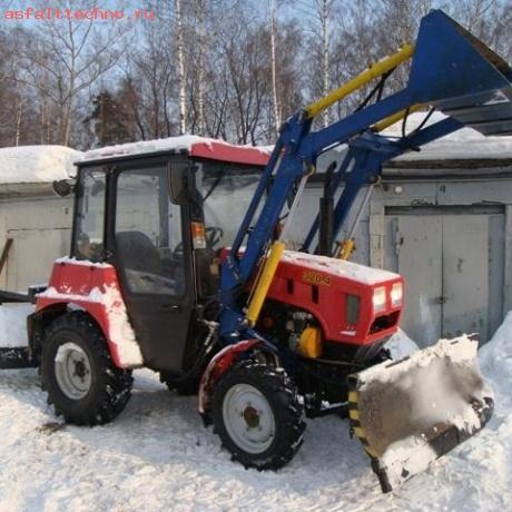 Аренда трактора МТЗ