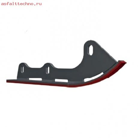 Защитная лыжа 2K 50 x 490 Wirtgen # 157828
