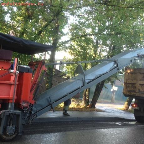Аренда метровой колесной дорожной фрезы Wirtgen 1000С