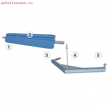 Клиновая защитная накладка Kleemann # F20002422