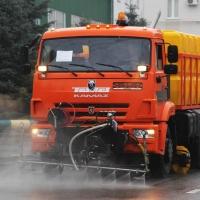 Аренда поливомоечной машины КАМАЗ КО-829Б1
