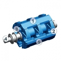 Ротор Kleemann # F10036880