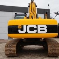 Гусеничный экскаватор JCB JS290