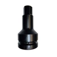 Торцевая головка с внутренним шестигранником 22 мм для HT15, четырехгранный зажим 1» Wirtgen # 2197997
