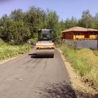 Строительство дачных дорог