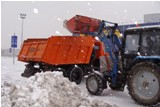Цена на вывоз снега в Москве с погрузкой