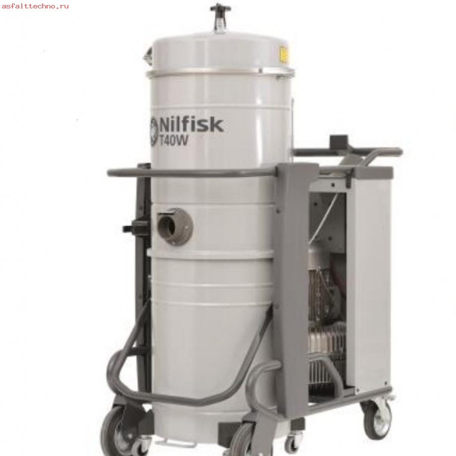 Промышленный пылесос 100 литров